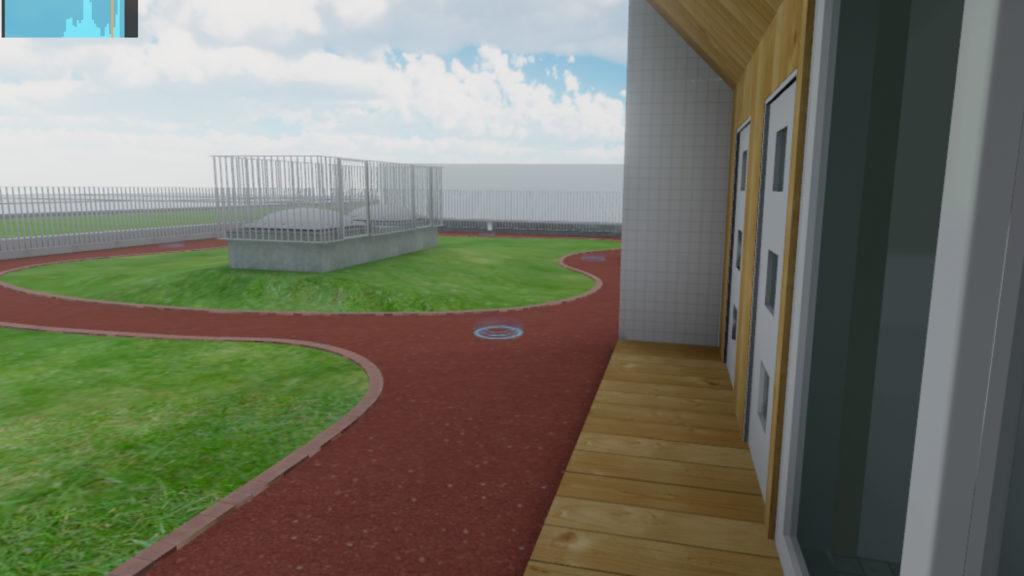 VR保育園
